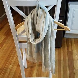 Cotton scarf/ wrap